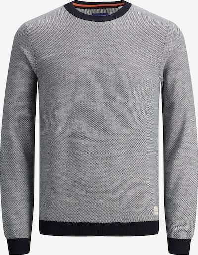 JACK & JONES Jersey 'Tons' en navy / gris, Vista del producto