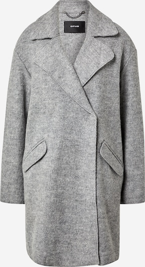 OPUS Mantel 'Halba' in grau, Produktansicht