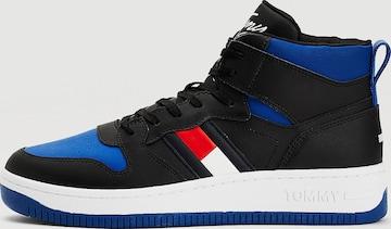 Tommy Jeans Sneaker in Schwarz