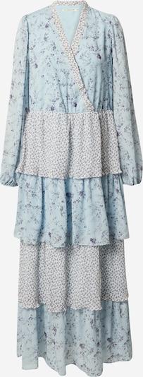Love Copenhagen Robe 'Fyma' en bleu clair / vert / violet foncé / blanc, Vue avec produit