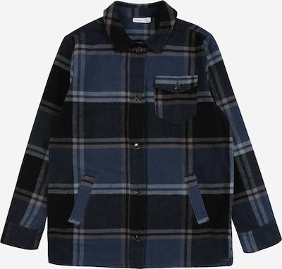 Dalykiniai marškiniai 'Rick' iš NAME IT , spalva - nakties mėlyna / melsvai pilka / rausvai pilka / šviesiai pilka / juoda, Prekių apžvalga