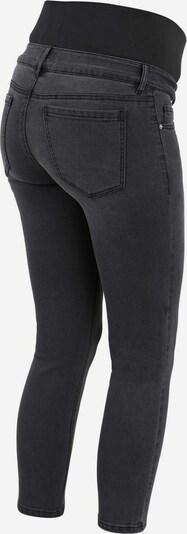 MAMALICIOUS Jeans in schwarzmeliert, Produktansicht