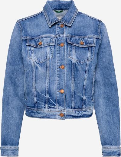 GUESS Prijelazna jakna u plava, Pregled proizvoda