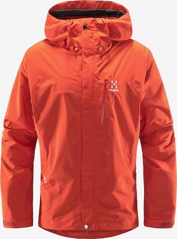 Haglöfs Outdoorjacke 'Astral GTX' in Orange