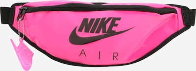 Nike Sportswear Torbica za okrog pasu 'Heritage' | roza / črna barva, Prikaz izdelka