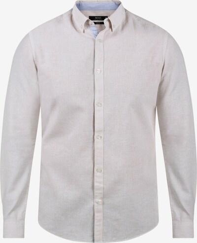 INDICODE JEANS Leinenhemd 'Luan' in blau, Produktansicht