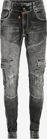 CIPO & BAXX Jeans 'Slate' in schwarz, Produktansicht