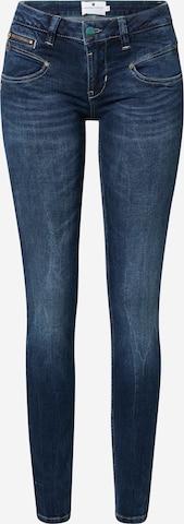 FREEMAN T. PORTER Jeans 'Alexa' i blå