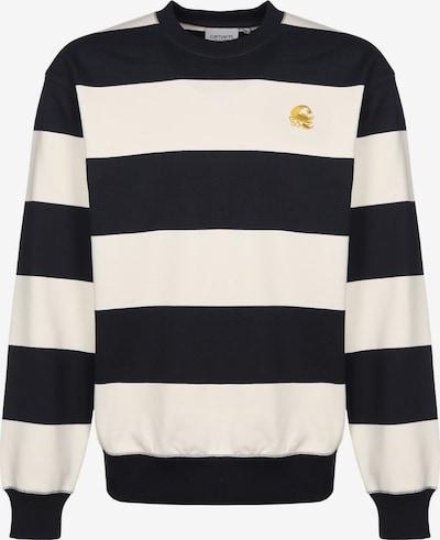 Carhartt WIP Sweater ' Alvin ' in schwarz / weiß, Produktansicht