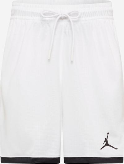 Jordan Pantalon 'Jordan Dri-FIT Air' en blanc, Vue avec produit