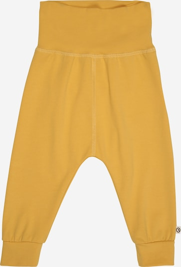 Müsli by GREEN COTTON Trousers in yellow, Item view