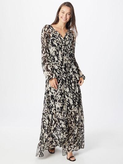 COMMA Shirt Dress in Black / White, View model