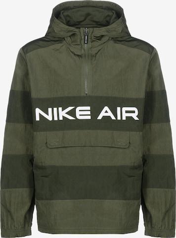 Veste fonctionnelle 'Air' NIKE en vert