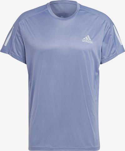 ADIDAS PERFORMANCE Sportshirt  'Own the Run' in flieder / weiß, Produktansicht