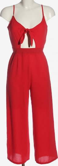 H&M Jumpsuit in XS in rot, Produktansicht