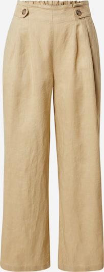 Klostuotos kelnės iš ESPRIT , spalva - smėlio, Prekių apžvalga