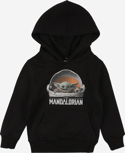 Mister Tee Sweatshirt 'The Mandalorian' in mischfarben / schwarz, Produktansicht