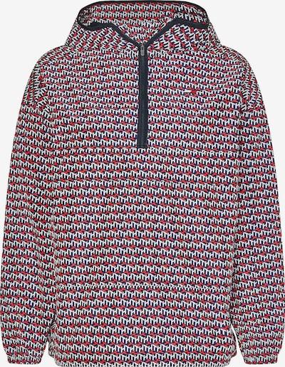 TOMMY HILFIGER Jacke in blau / rot / weiß, Produktansicht