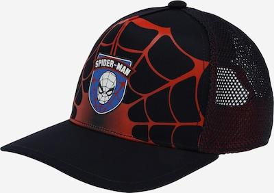 Sportinė kepurė 'SPIDERMAN' iš ADIDAS PERFORMANCE, spalva – mėlyna / raudona / juoda / balta, Prekių apžvalga
