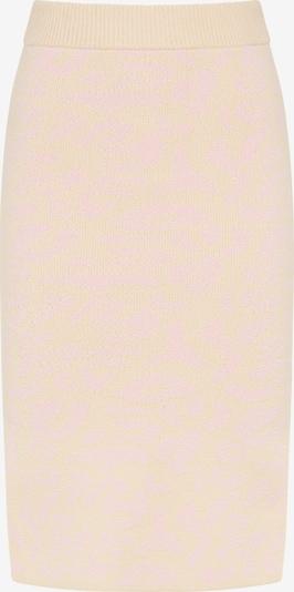 MYMO Rock in beige / hellpink, Produktansicht