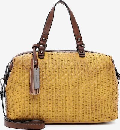 Suri Frey Handtasche 'Dorey' in braun / gelb, Produktansicht