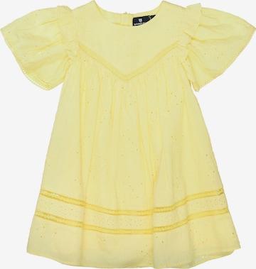 BASEFIELD Kleid in Gelb