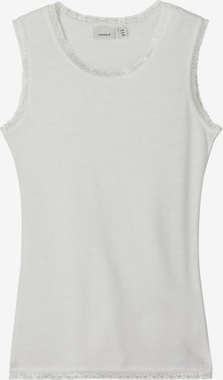 NAME IT Tanktop in weiß, Produktansicht