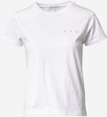 Maison Labiche Shirt 'Saint Mich' in White