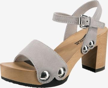 SOFTCLOX Eilyn  Klassische Sandaletten in Grau