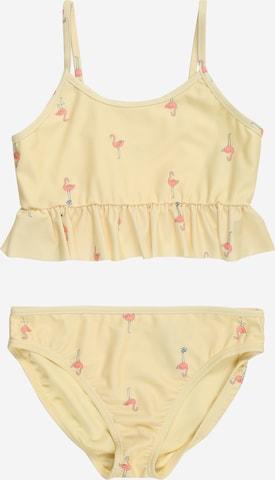 GAP Bikini in Yellow