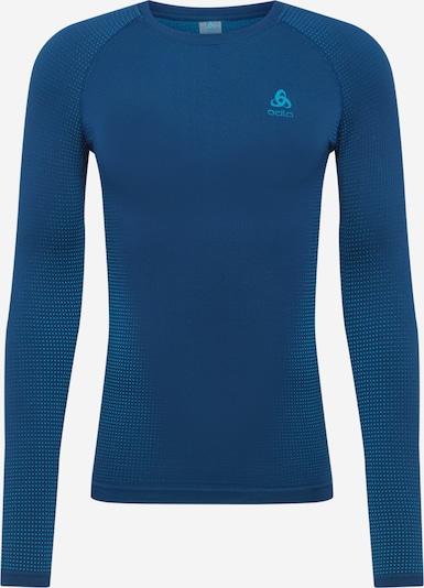 ODLO Functioneel shirt in de kleur Donkerblauw, Productweergave