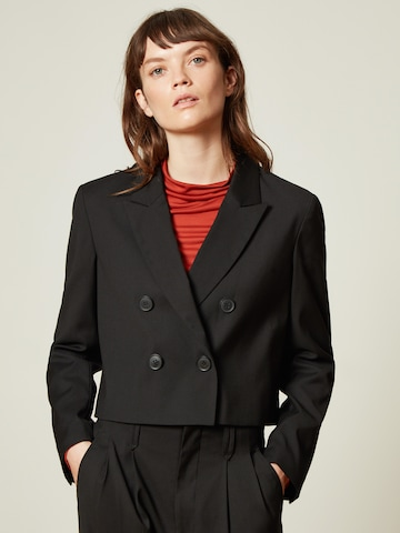 Aligne Blazer 'Annabel' in Black