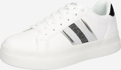 H.I.S Niske tenisice u crna / srebro / bijela, Pregled proizvoda