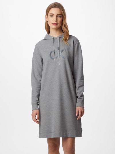 Calvin Klein Kleid in grau, Modelansicht