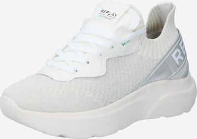 Sneaker low 'DRYTON' REPLAY pe gri / alb, Vizualizare produs