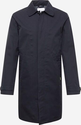 Lindbergh Manteau mi-saison en bleu marine, Vue avec produit
