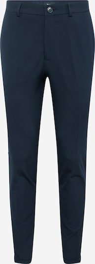 Matinique Trousers with creases 'Liam' in Navy, Item view