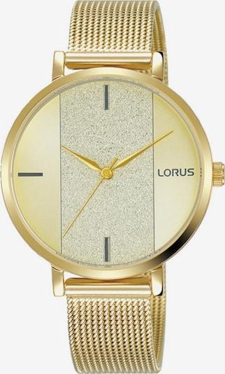 LORUS Uhr in gold, Produktansicht
