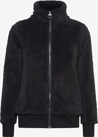 Oxmo Between-Season Jacket 'ANNEKA' in Black
