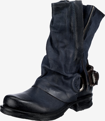 A.S.98 Boots in Blau