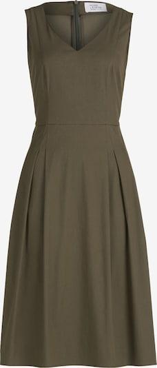Vera Mont Sommerkleid mit V-Ausschnitt in grün, Produktansicht