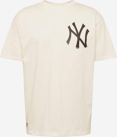 NEW ERA Shirt 'MLB New York Yankees' in schwarz / weiß, Produktansicht