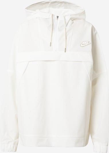 Nike Sportswear Chaqueta de entretiempo en blanco, Vista del producto