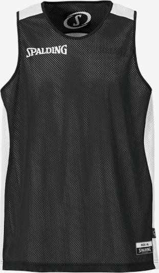 SPALDING Trikot in schwarz, Produktansicht