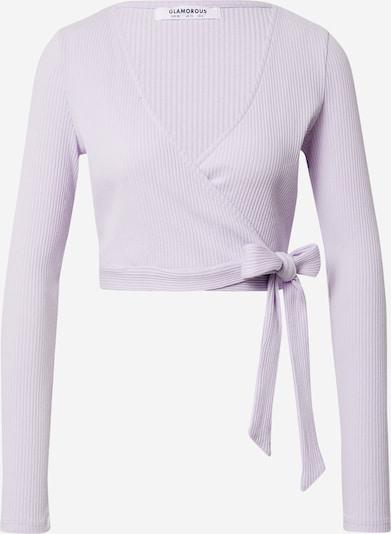 GLAMOROUS Shirt in flieder, Produktansicht