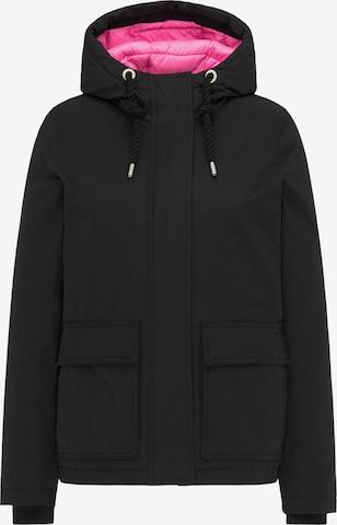 MYMO Winter Jacket in Black