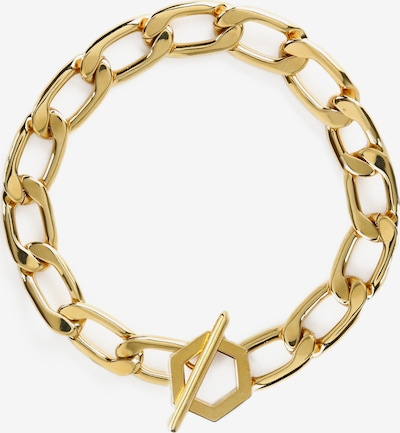 Orelia Armband in gold, Produktansicht