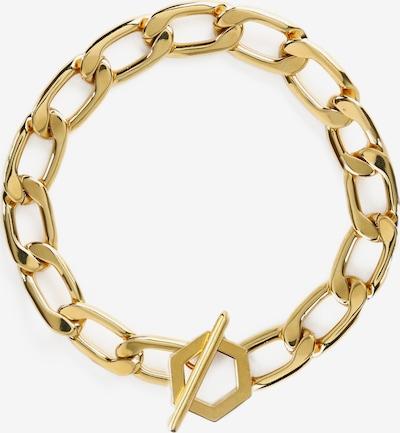 Orelia Bracelet en or, Vue avec produit