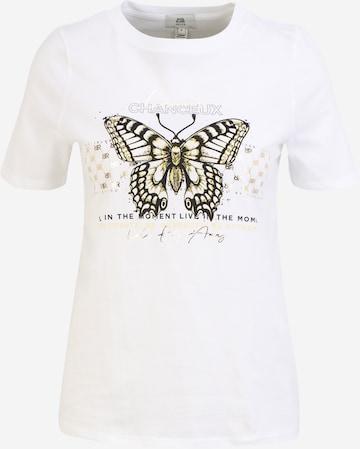 River Island Petite Shirt in White