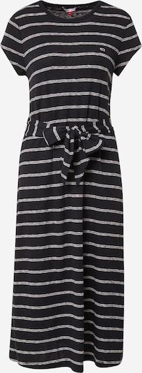 Tommy Jeans Letné šaty - čierna / biela, Produkt